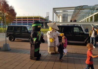 Opname LEGO reclame oktober 2017